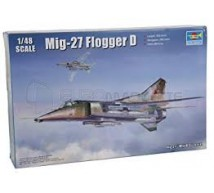 Trumpeter -  Mig-27 Flogger D