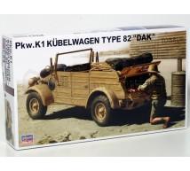 Hasegawa - Kubelwagen DAK