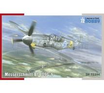 Special hobby - Bf-109 G-6 Finlandais