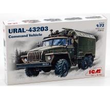 Icm - URAL 43203Command post