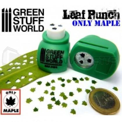 Green stuff world - Punch medium green