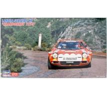 Hasegawa - Lancia Stratos Chardonnet 1975