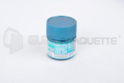 Gunze Sangyo - Vert Bleu Aotake H63 (pot 10ml)