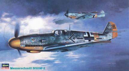 Hasegawa - Me-109 F-2