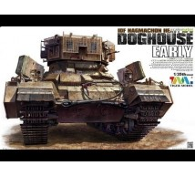 Tiger model - IDF Nagmachon Doghouse early