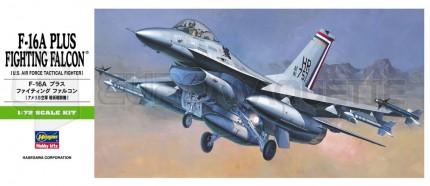 Hasegawa - F-16A Plus