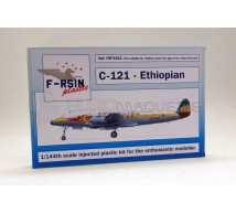 F Rsin - C-121 Constellation Ethiopian