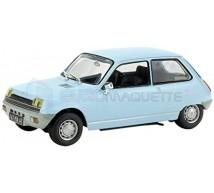 Solido - R5 TL 1972 Bleue