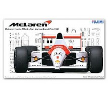 Fujimi - Mc Laren MP4/6 San Marino 1991
