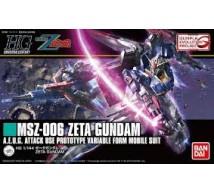 Bandai - HG MSZ-006 Zeta Gundam (0215633)