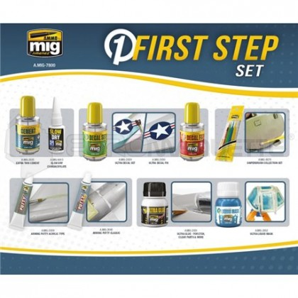 Mig products - Coffret First Step 1