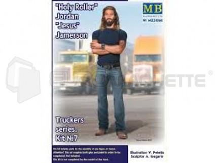 "Master box - Jordan ""Jesus"""