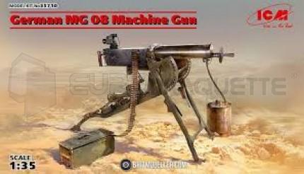 Icm - MG 08 machine gun