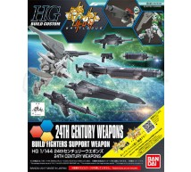 Bandai - HG 24th century Weapons (0220706)