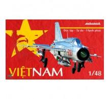 Eduard - Mig-21 PFM Vietnam War (LE)