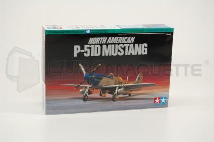 Tamiya - P-51D Mustang