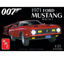 Amt - Mustang Mach 1  1971 007