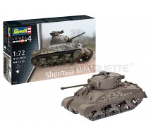 Revell - M4A1 Sherman
