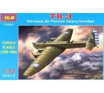 Icm - TB-3 Tupolev