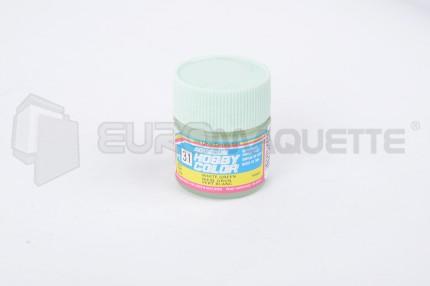 Gunze Sangyo - Vert Blanc H31 (pot 10ml)