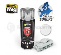 Mig products - Bombe Appret Blanc 400ml