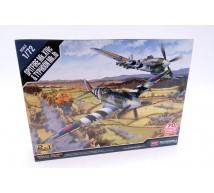 Academy - Combo Spitfire Mk XIV & Typhoon Mk Ib