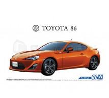 Aoshima - Toyota 86 2012