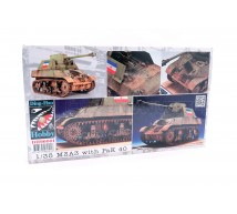 Hobby fan - M3A3 With Pak 40 1/35
