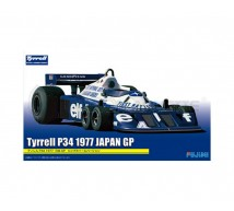 Fujimi - Tyrrell P34 1977 Japan GP