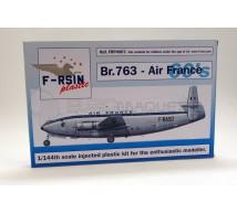 F Rsin - Breguet 2 Ponts Air France 1960