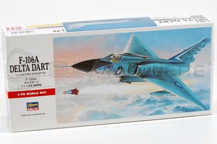 Hasegawa - F-106A Delta Dart