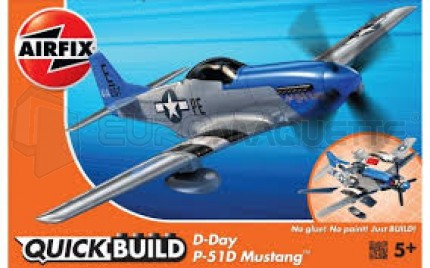 Airfix - P-51D D Day (Lego)
