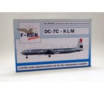 F Rsin - DC-7C KLM