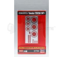 Hasegawa - Yamaha TZR250 (1KT) Detail set 1/12