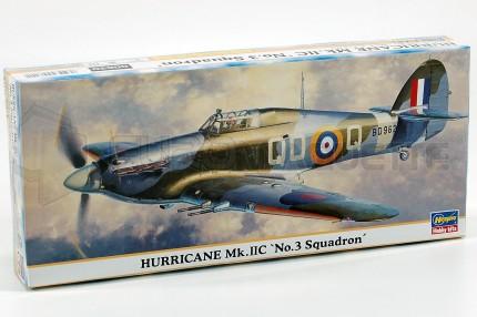 Hasegawa - Hurricane MkIIc 3 Sqn.