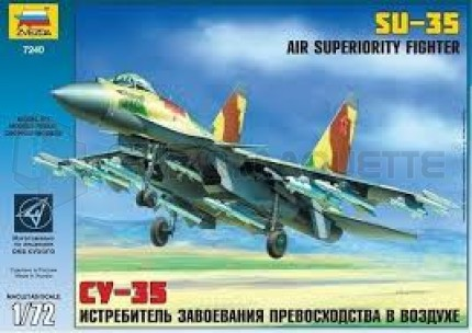 Zvezda - Sukhoi Su35