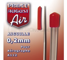 Prince August - Aiguille 0,2 pour HD
