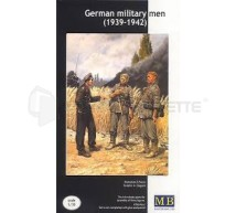 Master Box - Germans east front (P1)