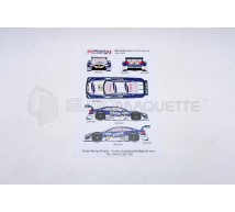 Racing decals 43 - BMW DTM Hand 2012