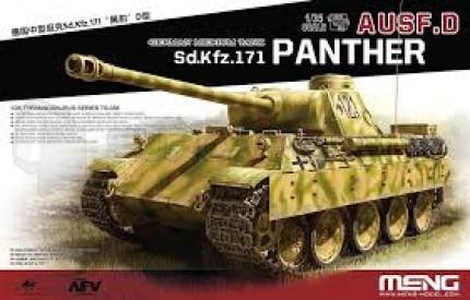 Meng - Panther Ausf D