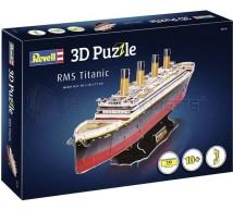 Revell - Titanic Puzzle 3D