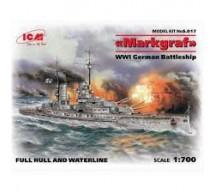 Icm - Markgraf battleship