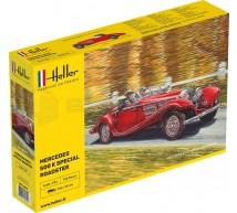 Heller - Mercedes 540K