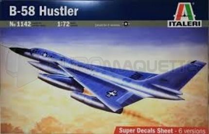 Italeri - B-58 Husler