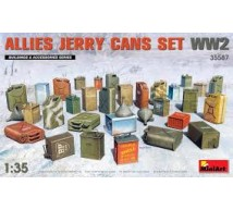 Miniart - Allied Jerry cans set WWII