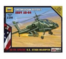 Zvezda - AH-64 Apache 1/100