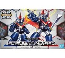 Bandai - SD Great Mazinger CS (5055575)