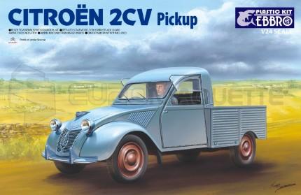 Ebbro - 2Cv Pick Up