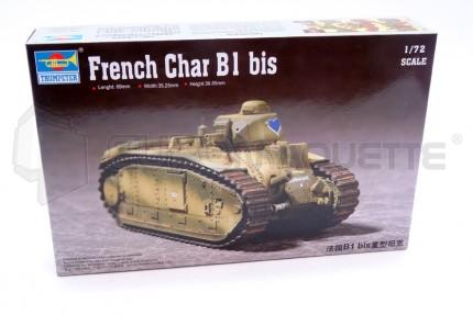 Trumpeter - Char B1 Bis