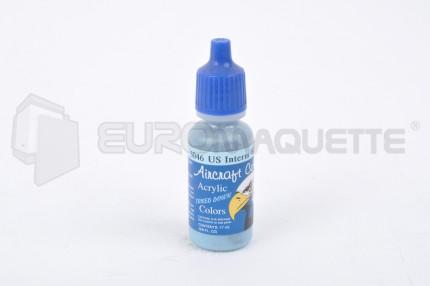 Airc. Color - Bleu Intermediaire US 3046U (pot 17ml)